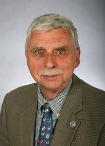 GKR-Vorsitzender Wolfgang Leder