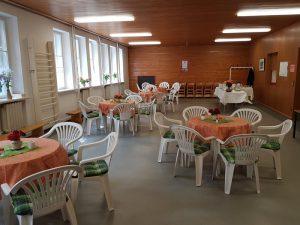 Cafe Zeit Raum Doku klein